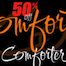 Thumbnail image for 50% off Comforter Font by Rob Leuschke